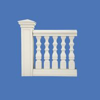 "Balusters for balconies ""Chinese"""