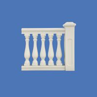 "balusters for balconies ""G"""