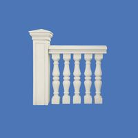 "balusters for balconies ""Jupi"""
