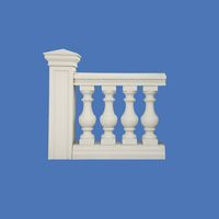 "Balusters for balconies ""Round"""